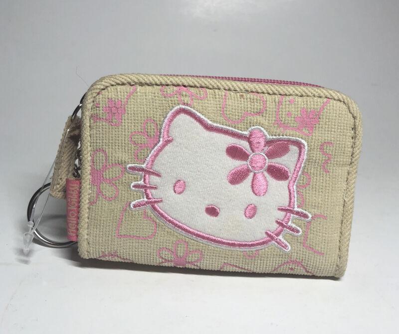 Sanrio Hello Kitty 2005 Zip Up Wallet