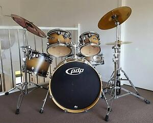 DW PDP Drumkit - An Amazing Looking Kit Middleton Grange Liverpool Area Preview