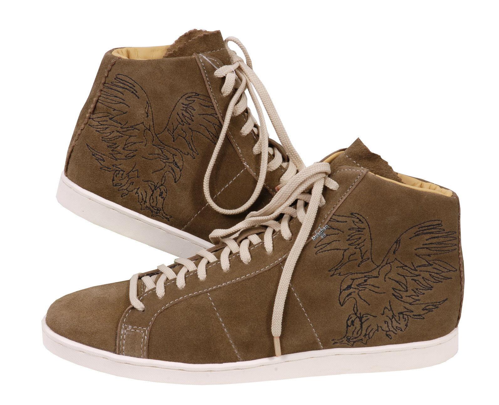 Details zu Sneaker Trachtenschuh Schuh Herren Wildleder Premium Qualität Braun Hellbraun