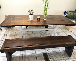 Rustic Harvest Table Buy New Amp Used Goods Near You Find