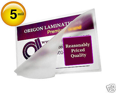 Wallet Photo Size Hot 2-34 X 3-34 Laminating Pouches 5 Mil 100 By Oregonlam