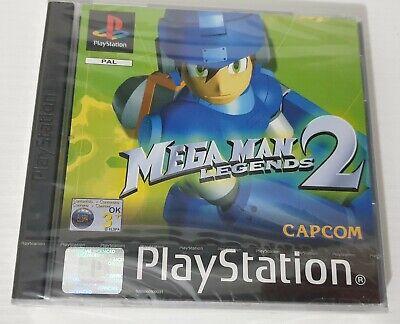 Mega Man Legends 2 Playstation 1 Ps1 Pal