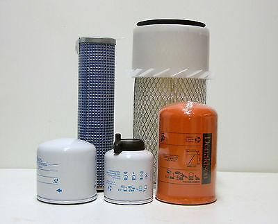 Filter Kit Fits Bobcat 753 753g 763 763g 773 773g Loader Wkubota V2203 Engine