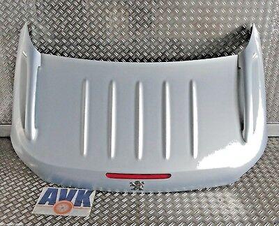 Heckklappe  eisbergsilber EYL, Peugeot 206 CC 2D Cabriolet Cabrio - Berg Klappe