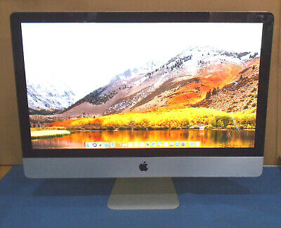 Apple iMac A1312 27-Inch Mid-2011 i5 2.70GHz, 8-16-32GB RAM 1TB HDD ORIGINAL BOX
