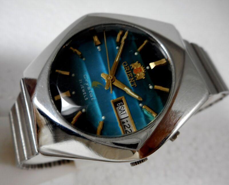 Часы Orient AAA crystal 21 jewels - farpostru