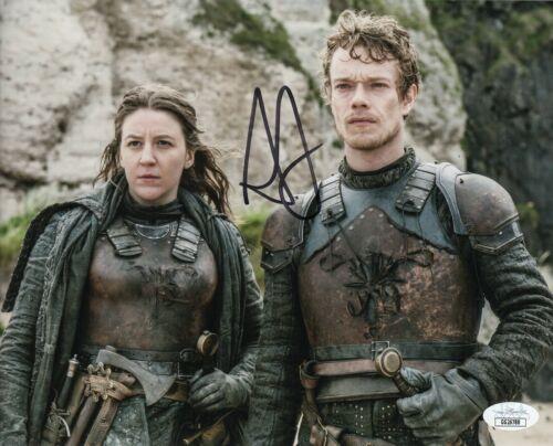 """Alfie Allen Autograph Signed 8x10 Photo - Game of Thrones """"Theon"""" (JSA COA)"""