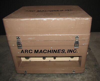 Arc Machines Model 107-4a Orbital Tube Welder  2754