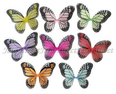 Butterfly Wings Monarch set 14