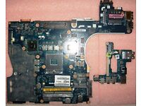 NEW Genuine Dell Latitude E6510 M4500 USB Firewire Board LS-5572P FNW40 3DD5J