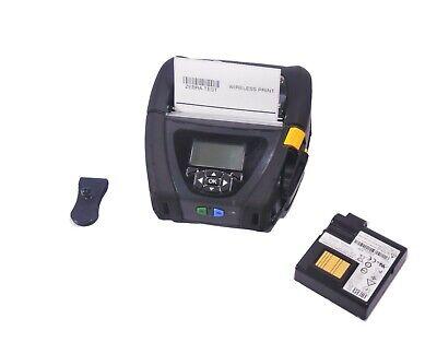 Qn4-auca0m00-00 Zebra Qln420 Mobile Bluetooth Printer 203 Dpi 4 Apple Ios