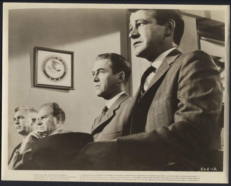 The FBI Story '59 JAMES STEWART MURRAY HAMILTON