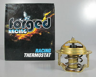 NEW FORGED RACING Thermostat for Mitsubishi Eclipse Galant Lancer Colt 4G32 - Mitsubishi Thermostat