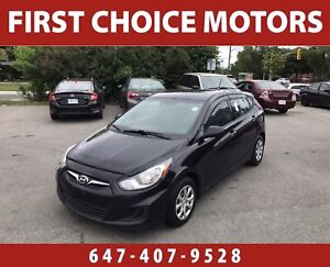 2013 Hyundai Accent GL. ~AUTOMATIC, LOADED, FULLY CERTIFIED~