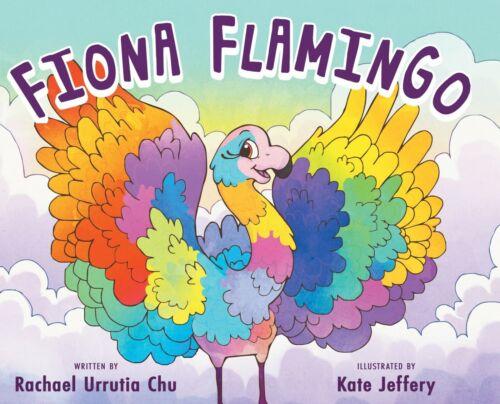 Fiona Flamingo Book - Paperback - New - Free Ship!
