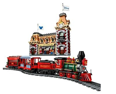 LEGO Disney Train and Station (Powered Up) Set #71044 (2925 pieces) *NEW, MINT*