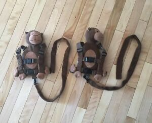 Monkey Toddler Leashes/Harness
