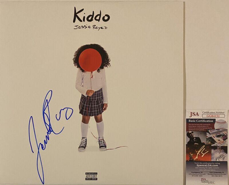 Jessie Reyez Signed Autographed Kiddo Vinyl Record RARE JSA COA Singer