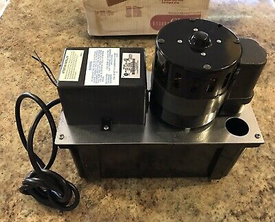 Little Giant - Vsl-45uls Automatic Condensate Pump