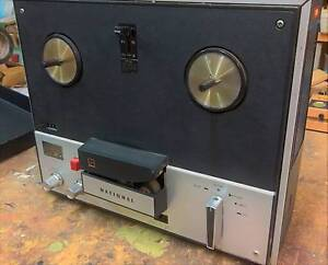 Tape Recorder, Reel to Reel, National RQ-706S Queanbeyan Queanbeyan Area Preview
