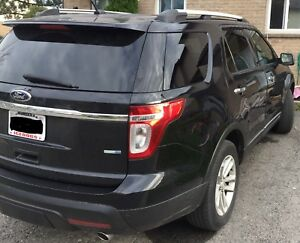 2013 Ford Explorer AWD