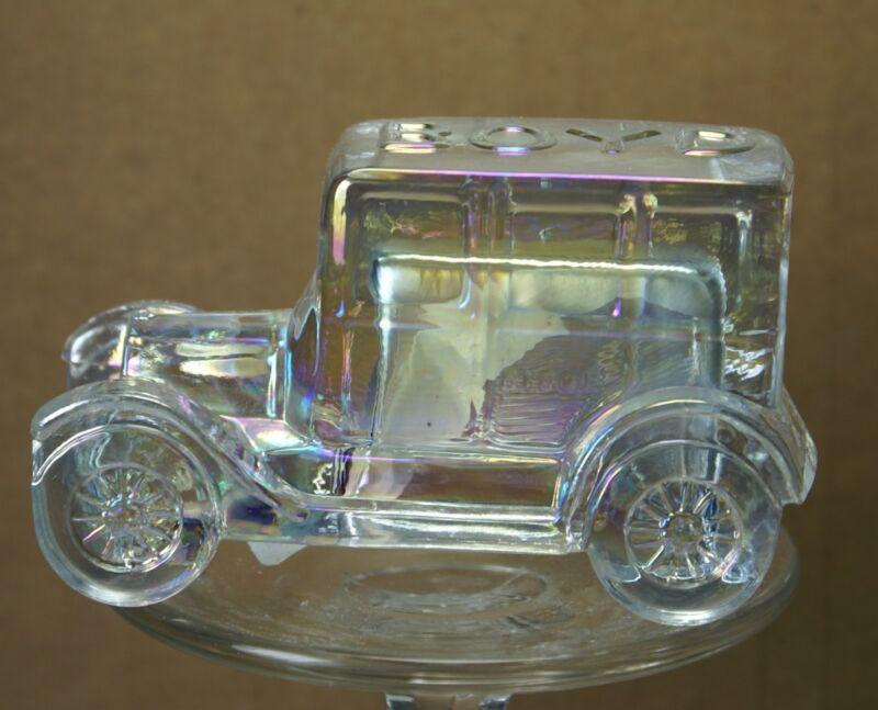 Boyd Glass Taxicab Crystal Carnival