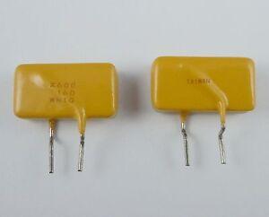 10Pcs-New-PolySwitch-Resettable-Fuse-600V-160MA-0-16A