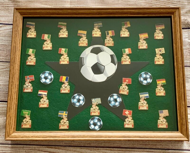 1994 Coca Cola FULL SET of Soccer World Cup 94