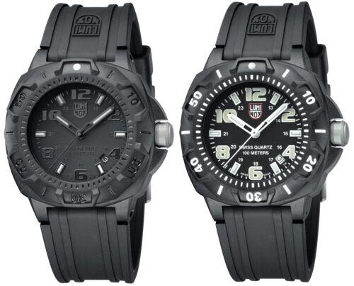 Купить Luminox - Luminox Men's 0201 Black Carbon-Reinforced Sentry Watch - Choice of Color