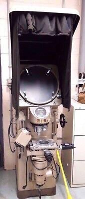 Nikon V-16 Optical Comparator Profile Projector