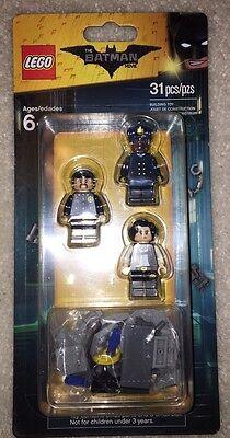 Lego Batman Movie New 853651 Accessory Set Chief Ohara Store Exclusive Gcpd