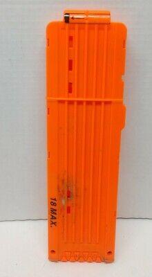 Official Nerf N-Strike Elite Series 18-Dart Quick Reload Clip Orange Rectangle