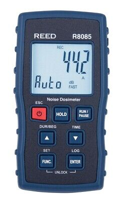 Reed Instruments R8085 Noise Dosimeter