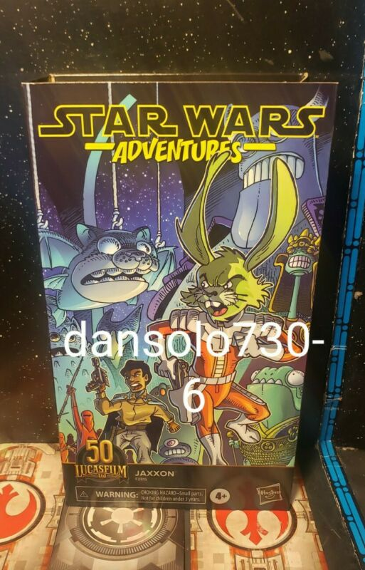 Star Wars The Black Series 6-inch JAXXON  50TH LUCASFILM