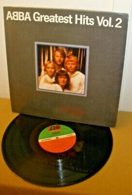 ABBA LP - Greatest Hits Vol. 2 - Atlantic SD 16009 - 1979 - Gatefold
