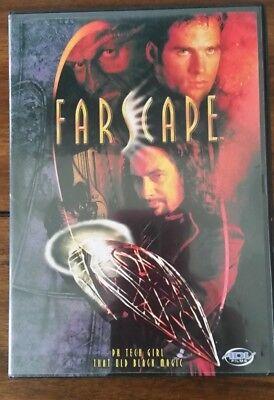 """Farscape """"PK Tech Girl, That Old Black Magic""""  Sci Fi DVD"""