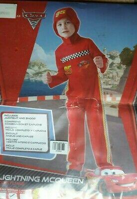 Rennfahrer Anzug Rennanzug Automechaniker cars 110 116 - Rennfahrer Anzug Kostüm