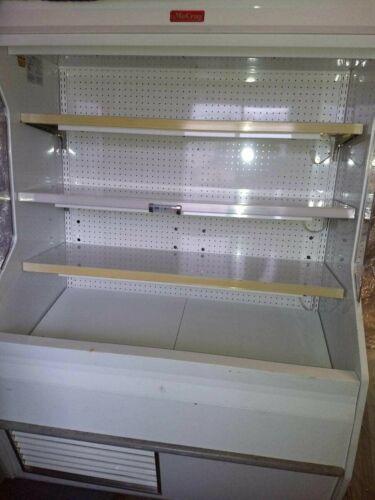 Used Howard McCray Open Air Refridgerator