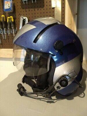 GENTEX SPH-4 Custom Painted Flight Helmet size Regular