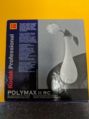 Kodak Polymax II RC 11x14 Black and White Photographic Paper 50 Pack