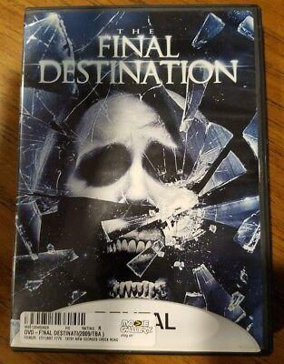 The Final Destination DVD (Final Destination Halloween)