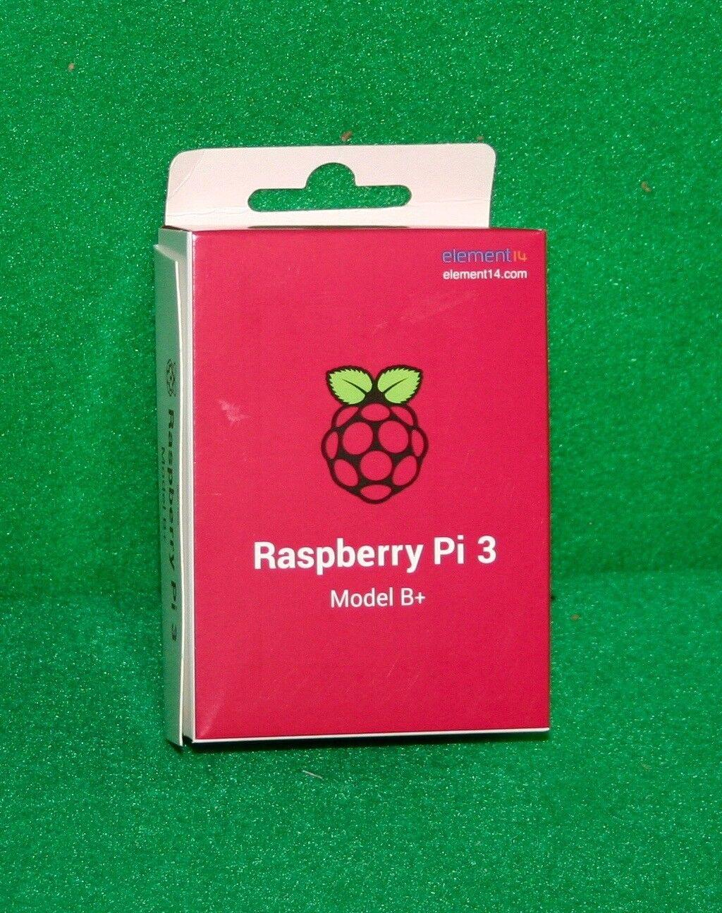 Raspberry PI 3 Model B+ 1.4GHz 4x Core 64 Bit 1GB WIFI Motherboard PC Computer