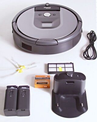 iRobot Roomba 960 Robot Vacuum Cleaner with WiFi Connectivity