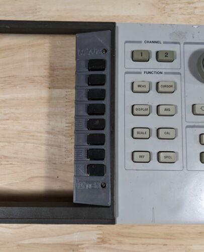 HP 8757A Spectrum Analyzer Compatible 3d Printed Soft Button Bezel/Cover