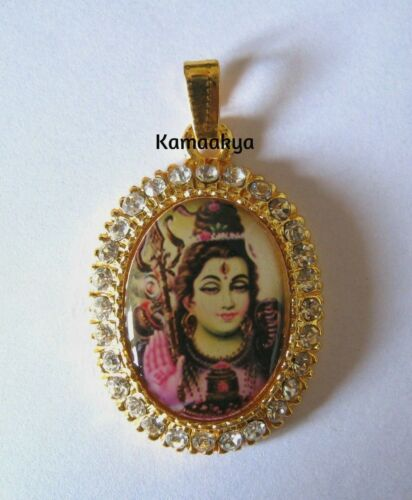 Shiv Pendent Symbol Of Power Shakti Powerful God In Hindu Pantheon