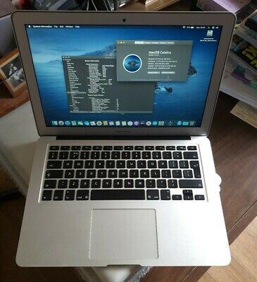 MacBook Air 2011 13.3 Core i5 1.7Ghz, 4GB RAM, 256GB SSD