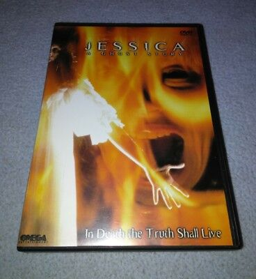 Jessica - A Ghost Story (DVD *RARE oop *HALLOWEEN  *HORROR