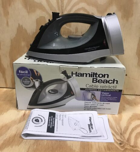 Hamilton Beach 14210Z Clothes Iron - 1200 W