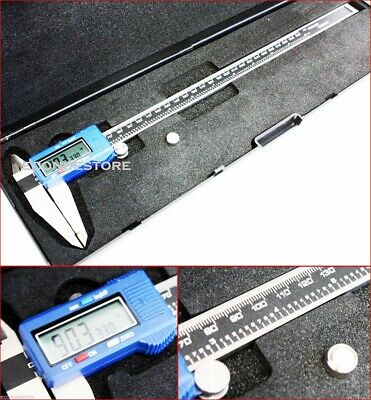 12 Lcd Screen Digital Vernier Caliper Micrometer Fracmmsae Manufacturing