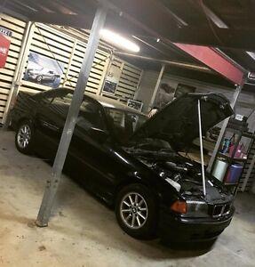 BMW E36 4 door Bundamba Ipswich City Preview